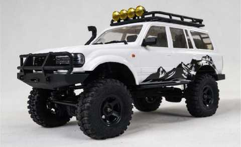 EAZYRC Patrion - EAZYRC Patrion 1/18 Crawler RC Car Banggood Coupon Promo Code [2 Batteries]