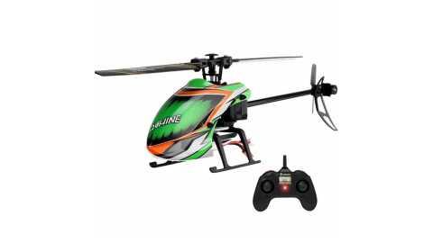 Eachine E130 - Eachine E130 Flybarless RC Helicopter Banggood Coupon Promo Code [RTF]