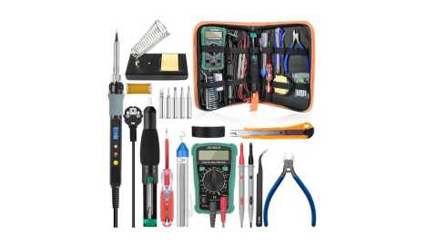 Handskit 80W Digital Soldering Iron kit - Handskit 80W Digital Soldering Iron kit Banggood Coupon Promo Code