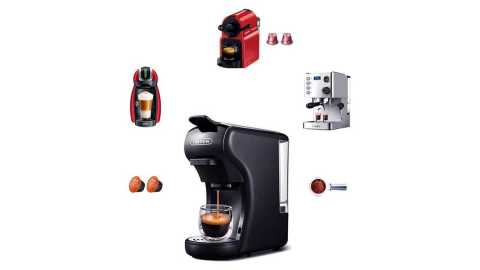 HiBREW Hi 504 - HiBREW Hi-504 3 IN 1 Expresso Coffee Machine Banggood Coupon Promo Code