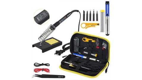 JCD 908S - JCD 908S 80W Soldering Iron Tool Kit Banggood Coupon Code