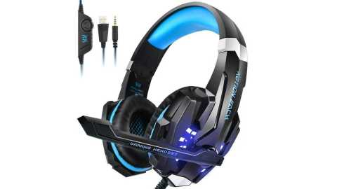 KOTION EACH G9000 - KOTION EACH G9000 Gaming Headset Wired Banggood Coupon Promo Code