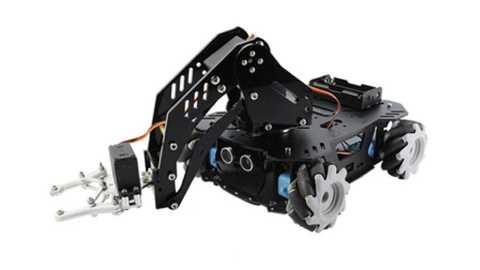 Mecanum Wheel Robotic Arm - Qiguopie Mecanum Wheel Robotic Arm Smart Car Banggood Coupon Promo Code