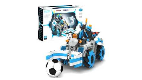 MoFun M30 - MoFun M30 Building Block Smart RC Robot Car Banggood Coupon Promo Code [489PCS]