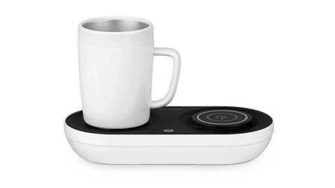 Nathome NLR502 - Nathome NLR502 Desktop Smart Cup Wireless Charger Banggood Coupon Promo Code