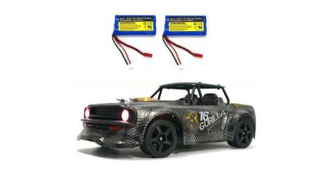 SG 1604 - SG 1604 1/16 4WD RC Car Banggood Coupon Promo Code [2/3 Batteries]
