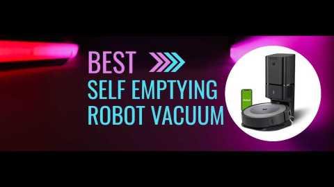 best self emptying robot vacuum - Top 10 Best Self-Emptying Robot Vacuum in 2021