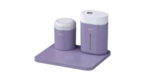 EZVALO Wireless Combination - EZVALO Wireless Combination Banggood Coupon Code [Wireless Charger+Speaker+Humidifier]
