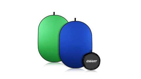Emart - Emart Green Screen Chromakey Collapsible Background Amazon Coupon Promo Code