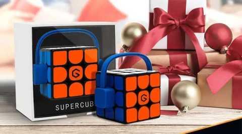 Giiker i3s - Xiaomi Giiker i3s Smart Magic Magnetic Cube Banggood Coupon Promo Code