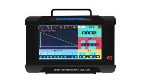 JINHAN SMTO502S - JINHAN SMTO502S Dual Channel Oscilloscope Banggood Coupon Promo Code