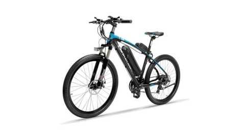 LANKELEISI T8 - LANKELEISI T8 Folding Electric Bike Banggood Coupon Promo Code