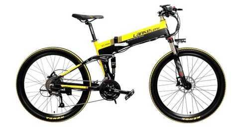 LANKELEISI XT750 - LANKELEISI XT750 Folding Electric Bike Banggood Coupon Promo Code