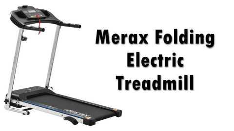 Merax Folding Electric Treadmill - Merax Folding Electric Treadmill Geekbuying Coupon Code [Germany Warehouse]
