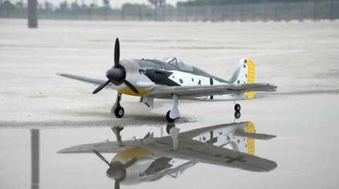 TopRC Focke Wulf FW 190 - TopRC Focke-Wulf FW-190 Würger (Shrike) RC Airplane Banggood Coupon Promo Code [PNP]