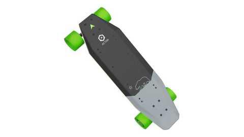 Xiaomi ACTON Smart Electric Skateboard - Xiaomi ACTON Smart Electric Skateboard Geekbuying Coupon Code [Poland Warehouse]