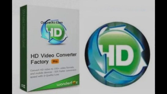 HD Video Converter Factory Pro Crack 23.0 With Key Latest version 2022