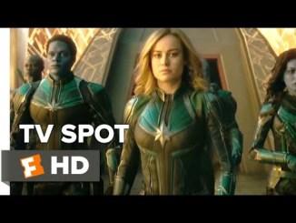Captain Marvel TV Spot (2019)   'Climb'   Movieclips Trailers