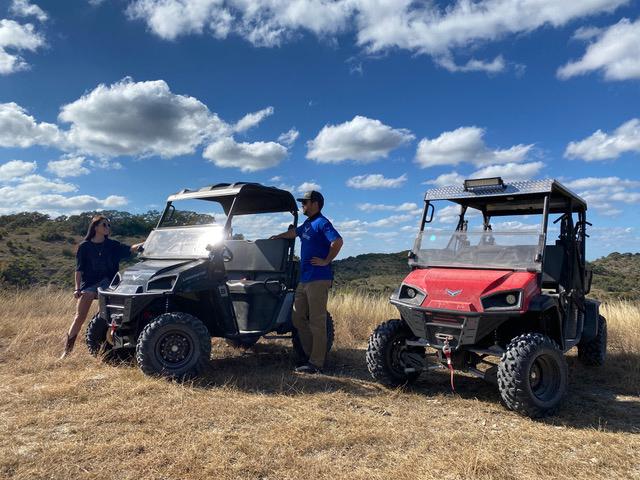 American Landmaster, UTV, 2021 model, side-by-side