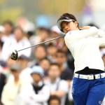 女子プロゴルファー 森田理香子ちゃん (*^^*)