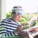 """女子プロゴルファー 森田理香子 """"私は死んでない"""" 必ず這い上がる!!"""