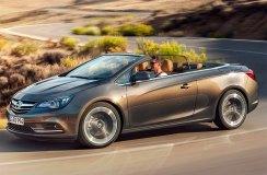 Opel Cascada oficjalnie