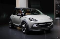 Opel Adam Rocks oficjalnie zaprezentowany
