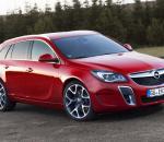 Odświeżony Opel Insignia OPC