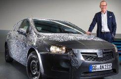 Nowy Opel Astra zadebiutuje we Frankfurcie