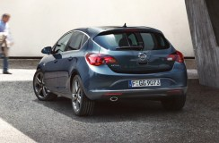 Opel Astra z rewolucyjnymi fotelami