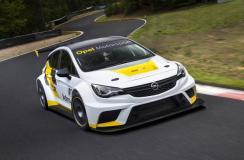 Opel Astra TCR zaprezentowany