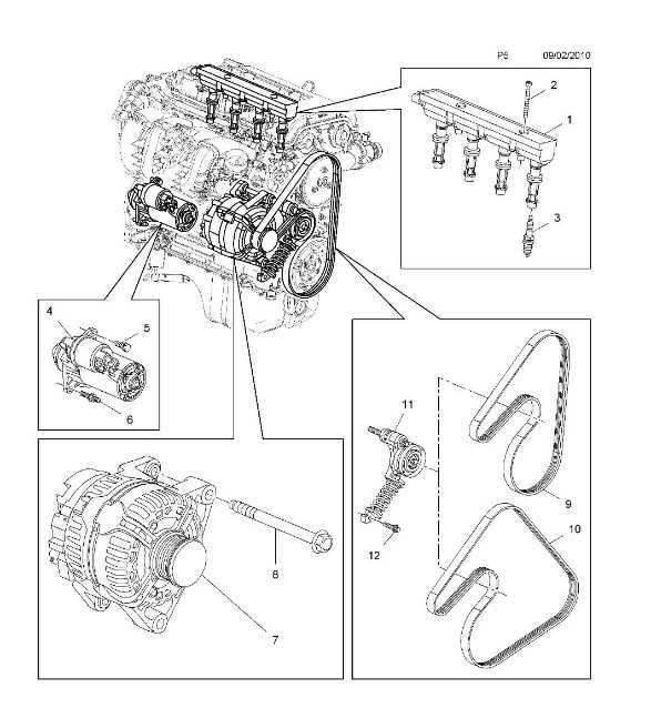 Start motor verwijderen