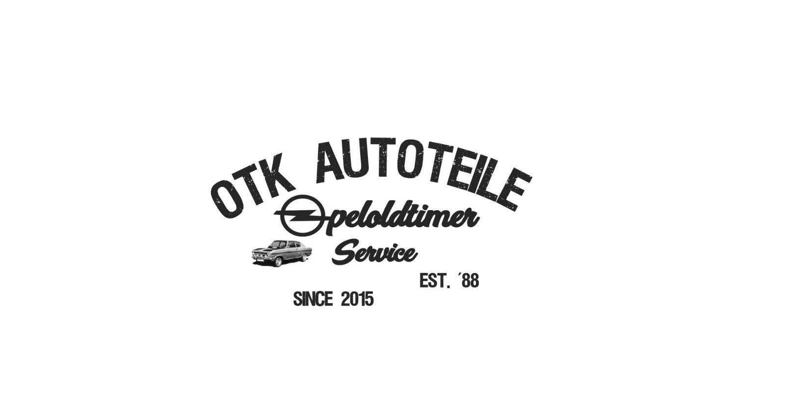 NEU + ORIG Seitenwand Seitenteil links Opel Kadett B