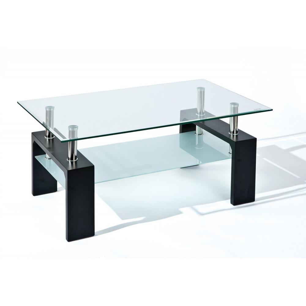 Table Basse Design De Salon Dana Noire