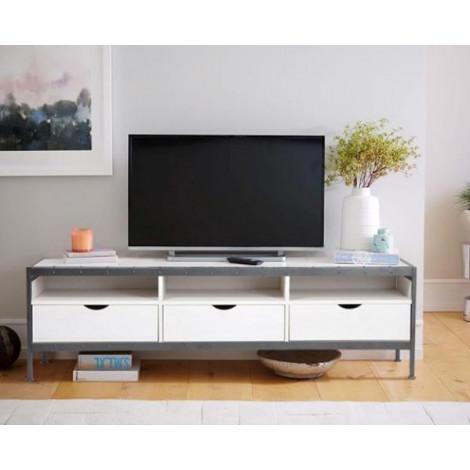 meuble tv style industriel sigmund