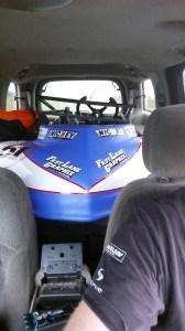 Taking the Kart to Lost Valley Raceway in Alma, Arkansas