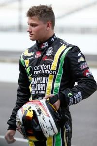 Monday at Indianapolis Motor Speedway
