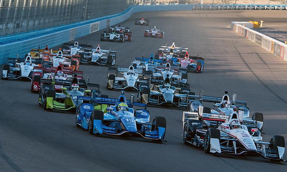 IndyCar Phoenix 2016