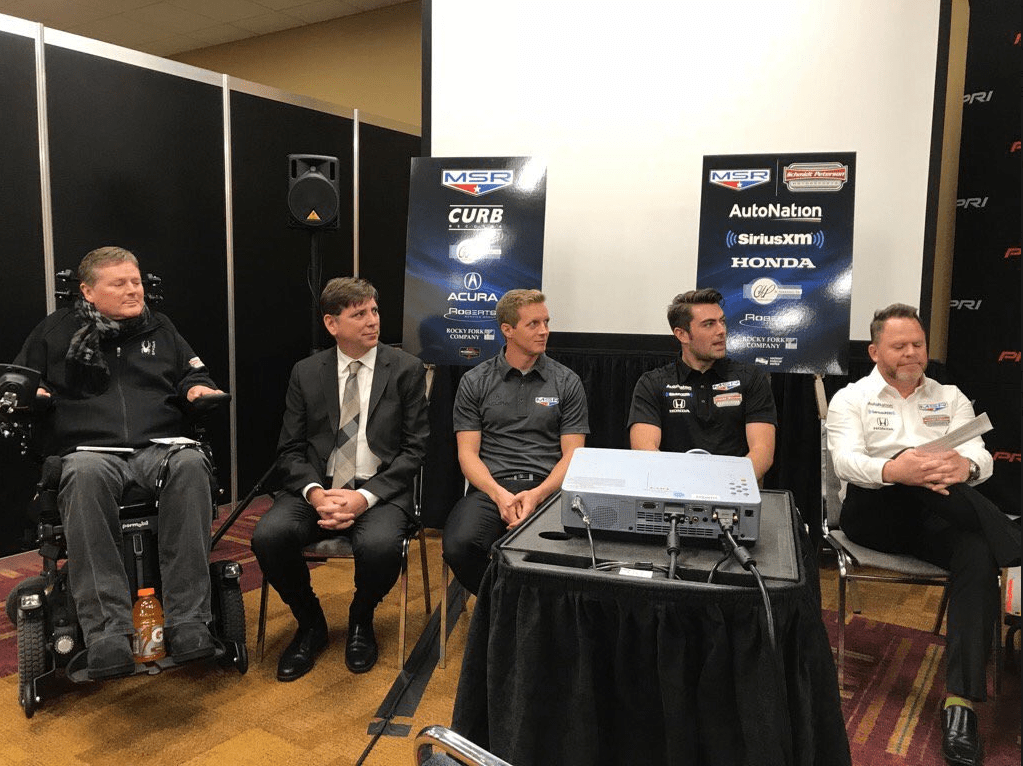 PRI Trade Show announcement for Harvey, Shank, SPM