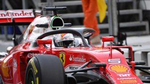 Formula One's halo