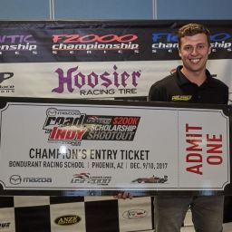 Driver Spotlight: Matt Cowley