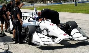 Scott Dixon and Chip Ganassi Racing.