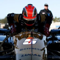 Social Media Round-Up: January 24-25 Sebring IndyCar Test