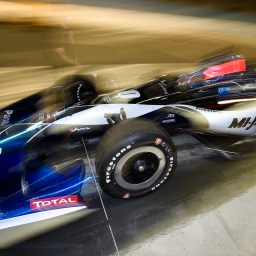 Rahal Letterman Lanigan Racing flexing muscle after Phoenix open test