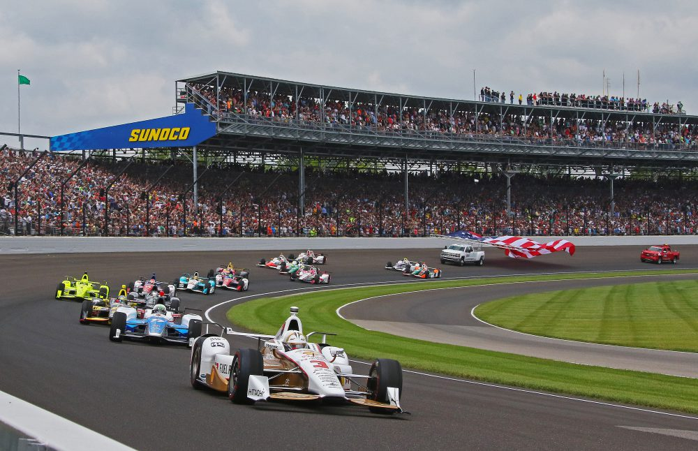 102nd Indianapolis 500 field begins to take shape