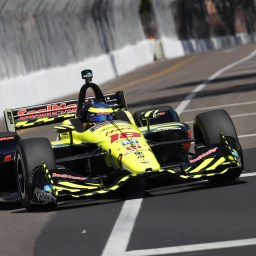 Sebastien Bourdais outlasts the competition for second straight St. Pete win