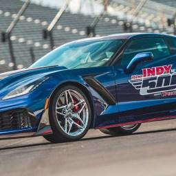 Chevrolet, IMS Unveil Indianapolis 500 Pace Car