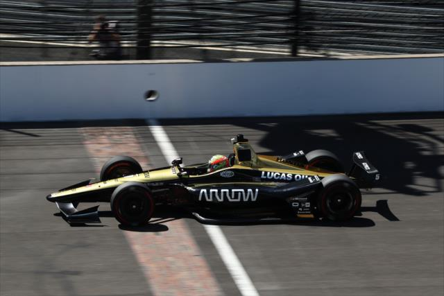 Three Veterans Complete Indianapolis 500 Refresher Program