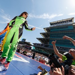 Unforgiving end to Danica Patrick's career in Indianapolis 500