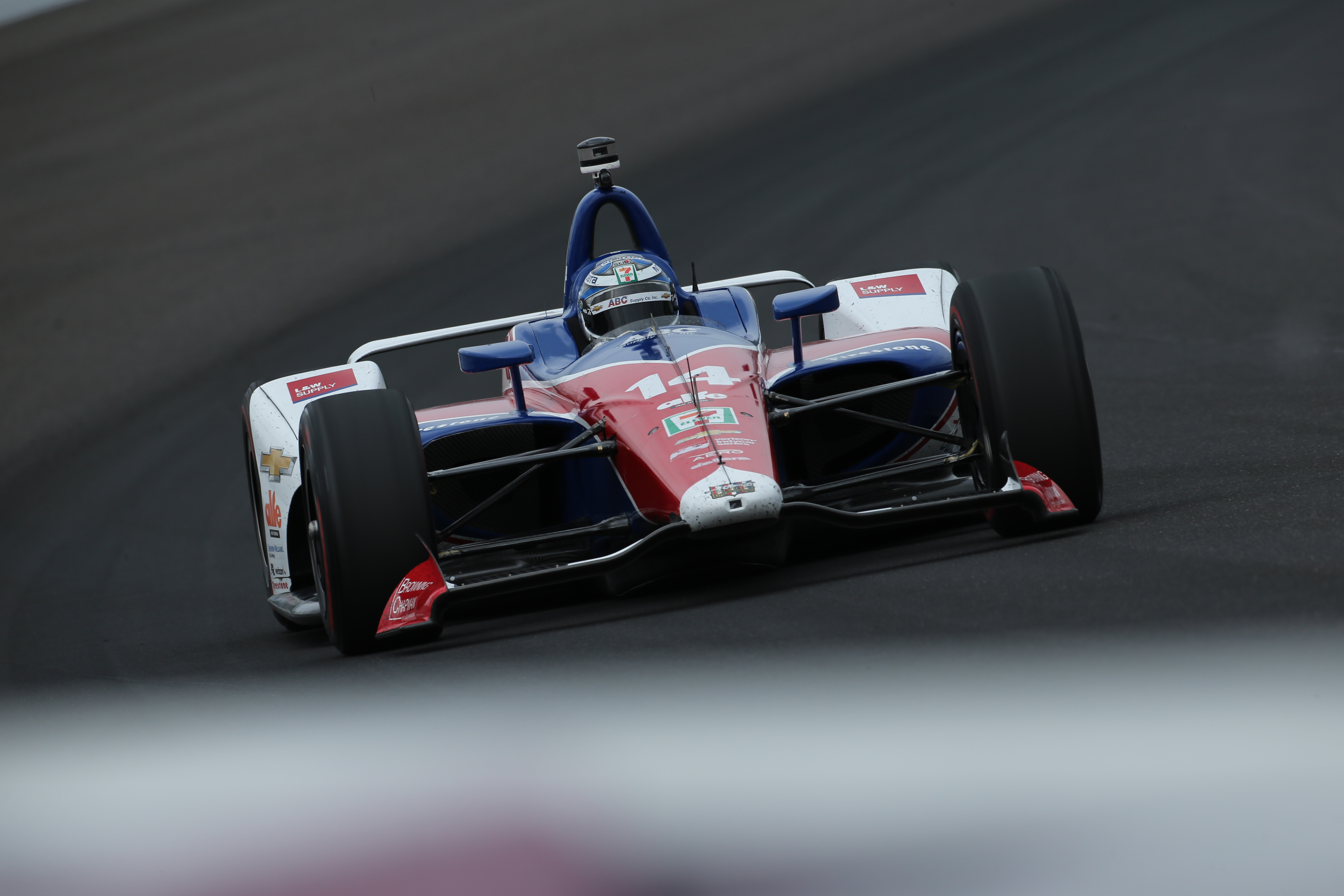 Tony Kanaan leads final Indy 500 practice on Carb Day